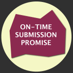 On-time submission promise